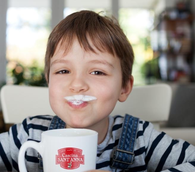 I valori nutrizionali del latte