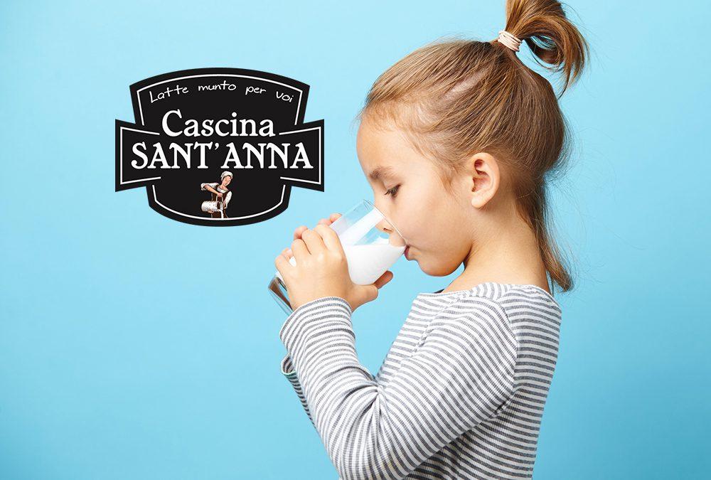 Latte intero per bambini