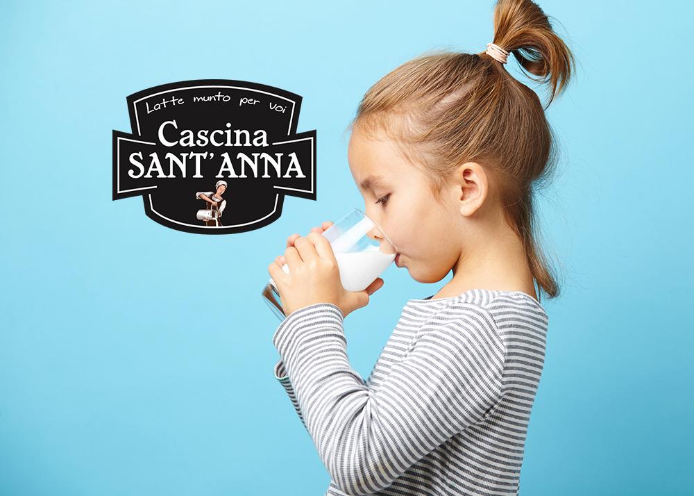 Quale latte per i bambini