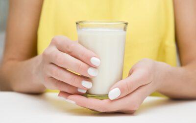 Il latte fa ingrassare?