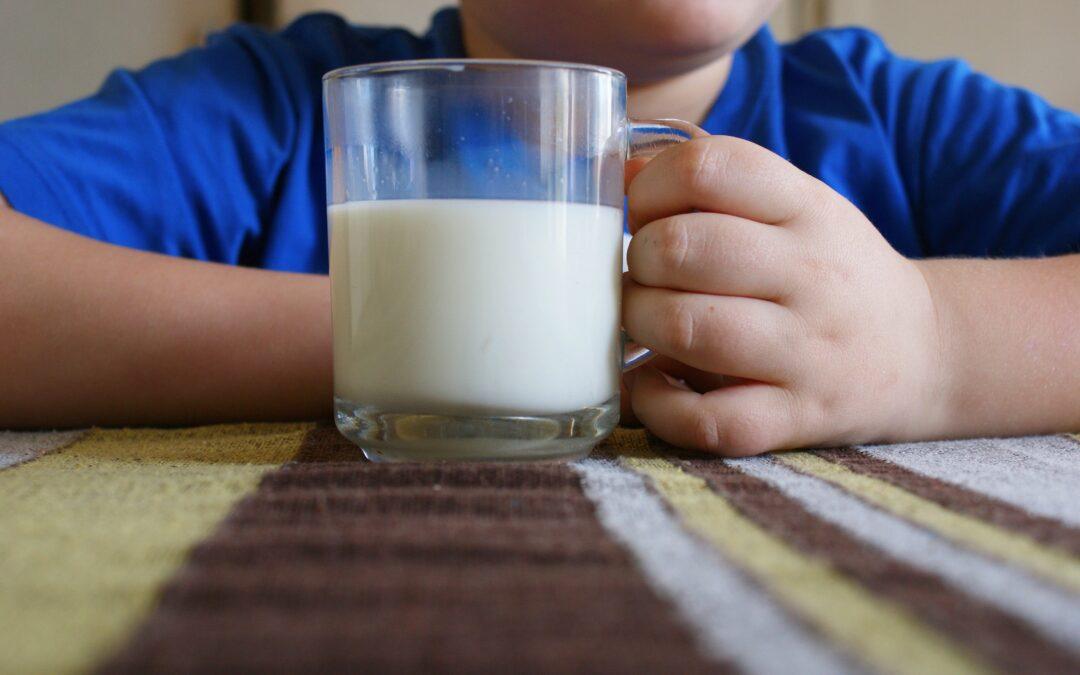 Quanto latte si deve bere al giorno?